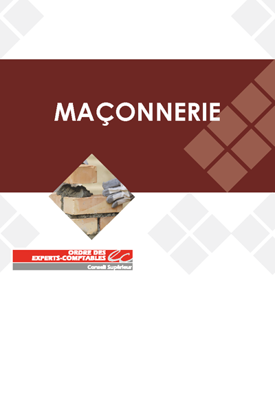Analyse sectorielle - Maçonnerie