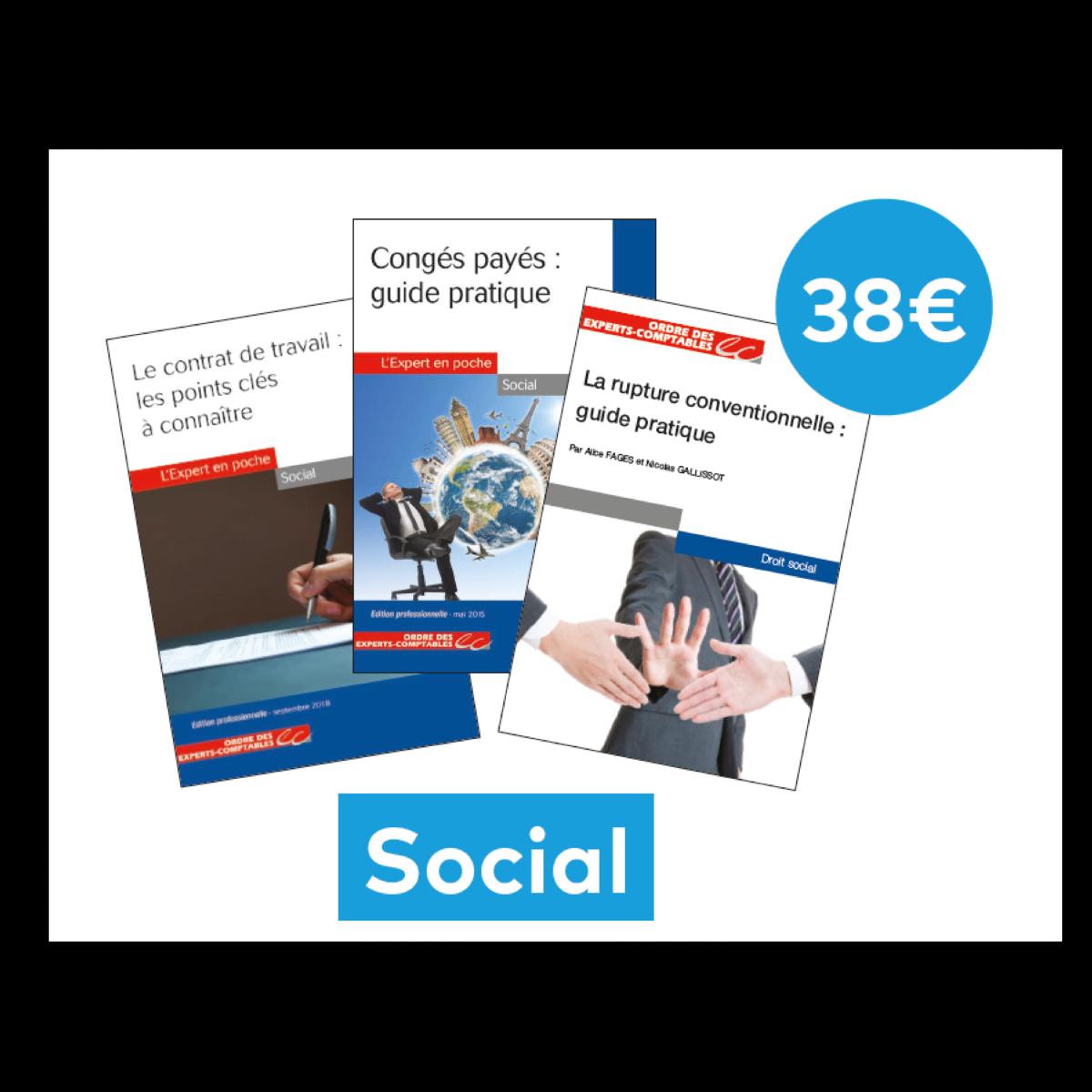 Pack Social 73e Congres De L Ordre Des Experts Comptables