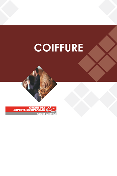 Analyse sectorielle - Coiffure