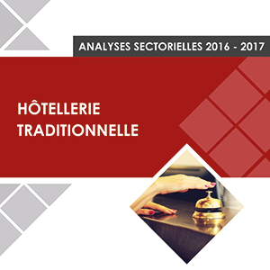 Analyse sectorielle - Hôtellerie traditionnelle